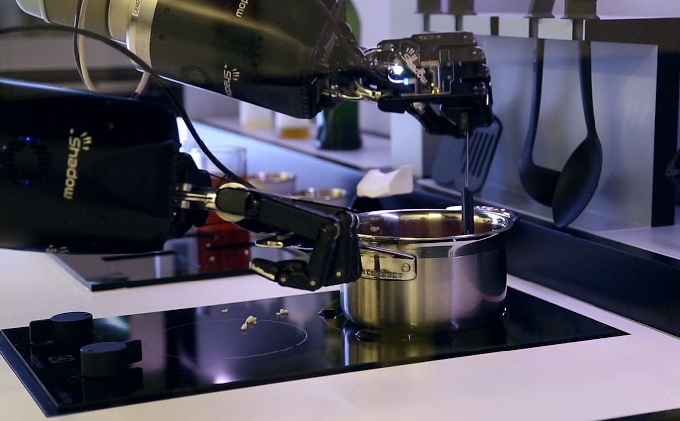 Robotic Chef Can Cook Michelin Star Food In Your Kitchen By Mimicking World S Best Cooks Funn Magazine