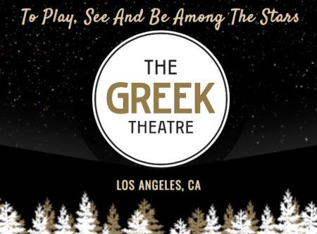 Greek Theater logo