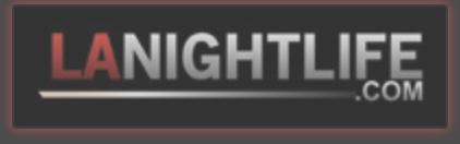 LA NIGHT LIFE logo