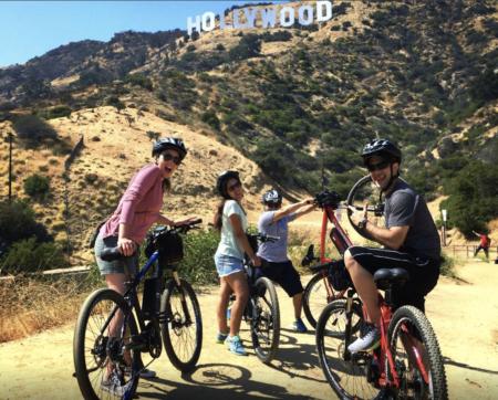 LA bike rides