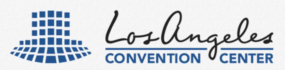 Los Angeles Convention Center logo