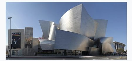 Walt Disney Concert Hall pic